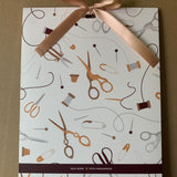 Deluxe Gift Bag - Makes Gift Wrapping Sew Easy!