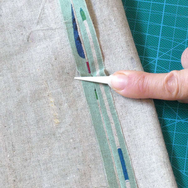 Finger Presser for Seams