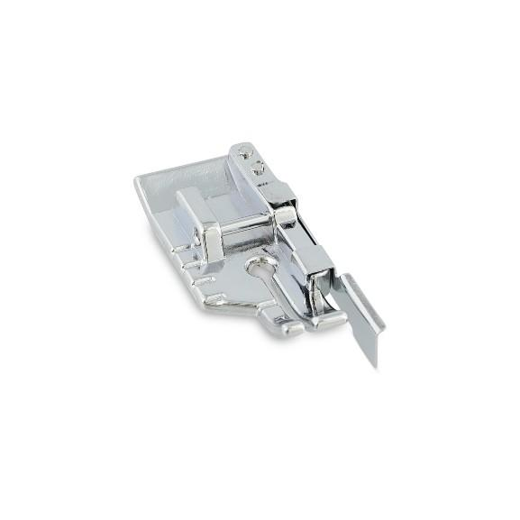 "1/4"" quilting presser foot with guide - perfect 1/4"" seams and super straight topstitching"