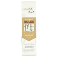 Hot Hem Ruler