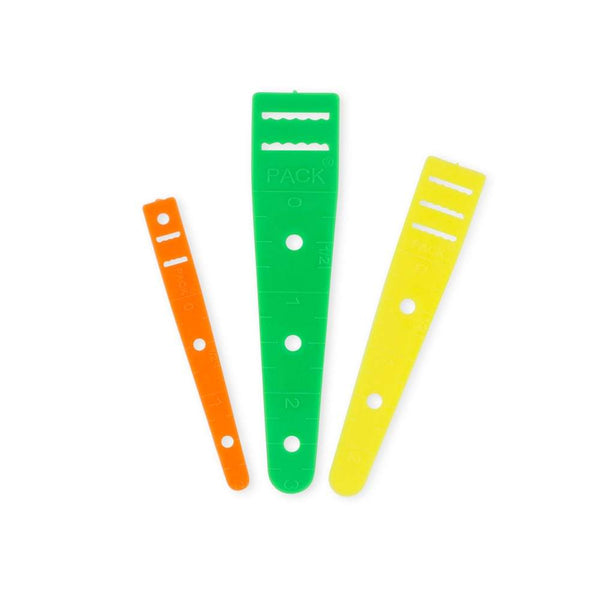 Elastic Threader Tool 3 Sizes - Easily thread elastic and ribbons into casings