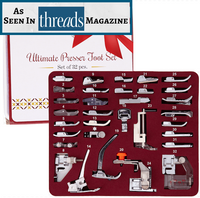 Ultimate Presser Foot Set 32pcs (Bernina Pre 1996)