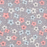 "Pink Classic Flowers - 6 pcs of 15.5"" x 19.5"""