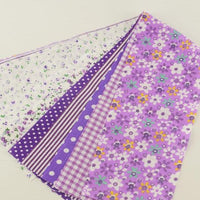 "Purple Jelly Roll bundle  - 7 pcs 3.5"" x 19.5"""