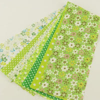 "Green Jelly Roll bundle  - 7 pcs 3.5"" x 19.5"""
