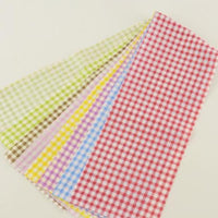 "Checkered Jelly Roll bundle  - 7 pcs 3.5"" x 19.5"""