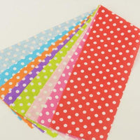 "Big Dots Jelly Roll bundle  - 7 pcs 3.5"" x 19.5"""