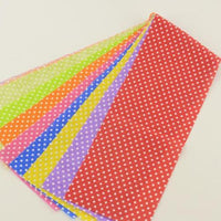 "Tiny Dots Jelly Roll bundle  - 7 pcs 3.5"" x 19.5"""