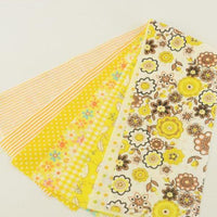 "Yellow Jelly Roll bundle  - 7 pcs 3.5"" x 19.5"""