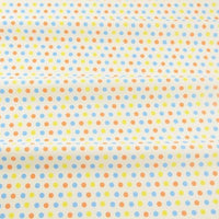 Little Colored Dots - by the 1/2 yd
