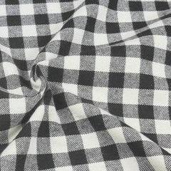 Checkered Flannel 15 - by the 1/2 yrd