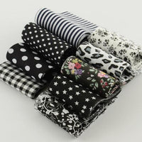 "Black n White Jelly Roll bundle - 9 pcs 2""x 40"""