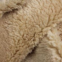 Light Brown Plush - by the yard