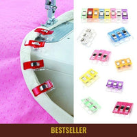 50 + 50 FREE Sewing Clips - 100 Clips For The Price Of 50!