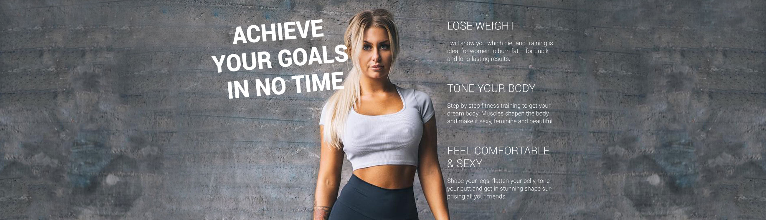 achieve your goals in no time