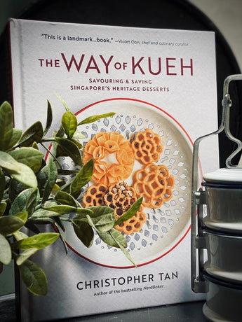 The Way of Kueh : Book Launch & High Tea
