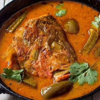 Fish Head Curry Galore