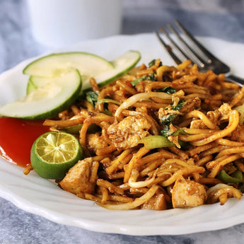 Indian Rojak & Mee Goreng (23 Feb)