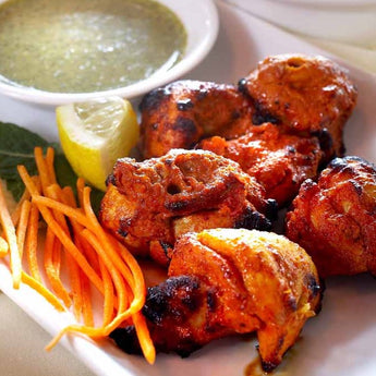 North Indian Restaurant Dishes