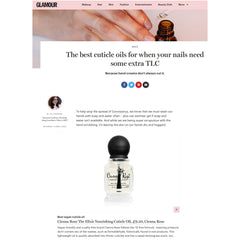 The Elixir - Nourishing Cuticle Oil for all nail types