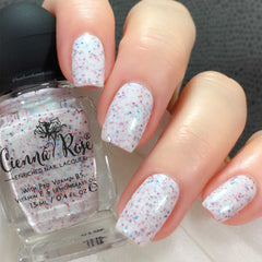 Cienna Rose Ice Cream Sundae Nail Polish