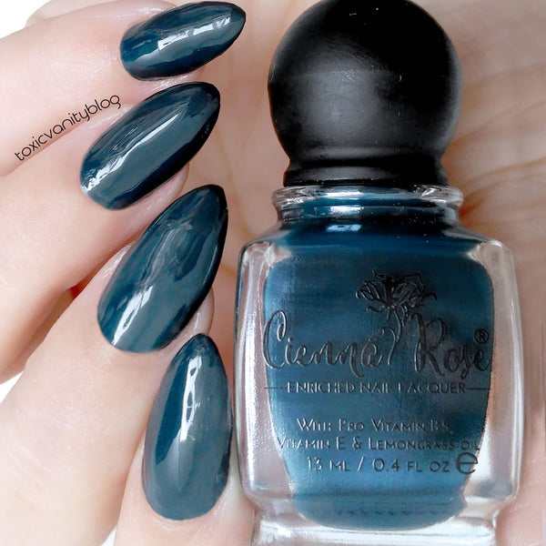 Cienna Rose Keeping it Teal Nail Polish