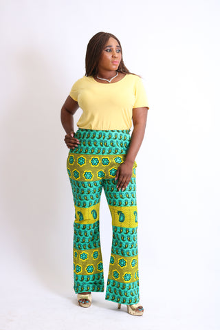 ZINA baggy trouser - 1098 - tmpfashion