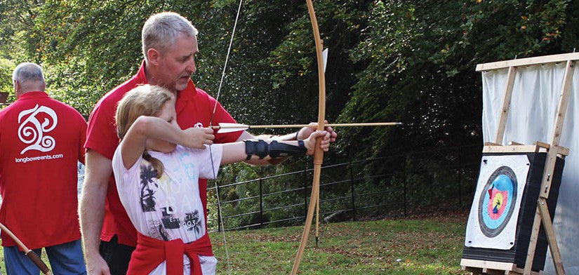 10 reasons to have a go at Archery
