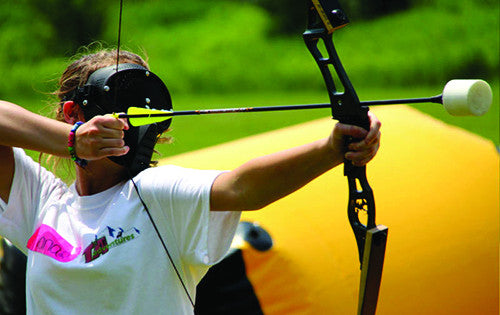 10 Top tips for playing Archery Tag