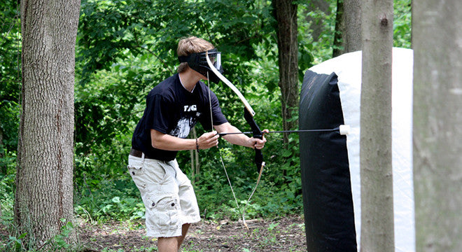 What do you know about Archery Tag?