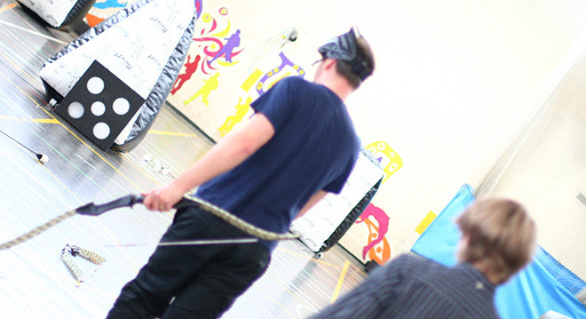 Archery Tag – My first time!