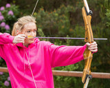 Stag and Hen Party Have a go Archery - Longbow Events