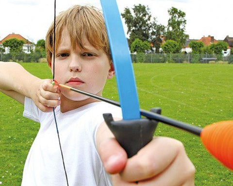 Kids Archery Parties - Longbow Events