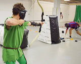 Stag and Hen Party Combat archery - Archery Tag - Longbow Events