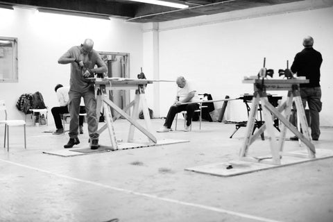 Yew Longbow Making Courses 2017 - Longbow Events