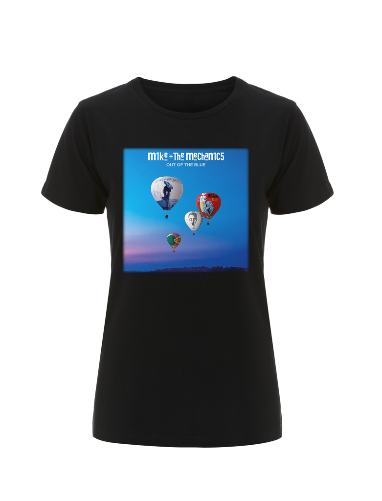 'Out Of The Blue' 2019 Ladies Tour T-Shirt