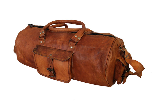 Square Duffle bag 18 inch