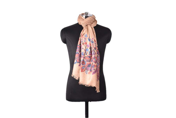 Cashmere Scarves Inspired by a designer