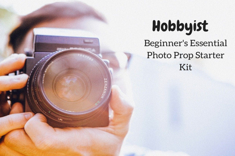 Photographer's Essentials Photo Prop Starter Kit  | Apprentice