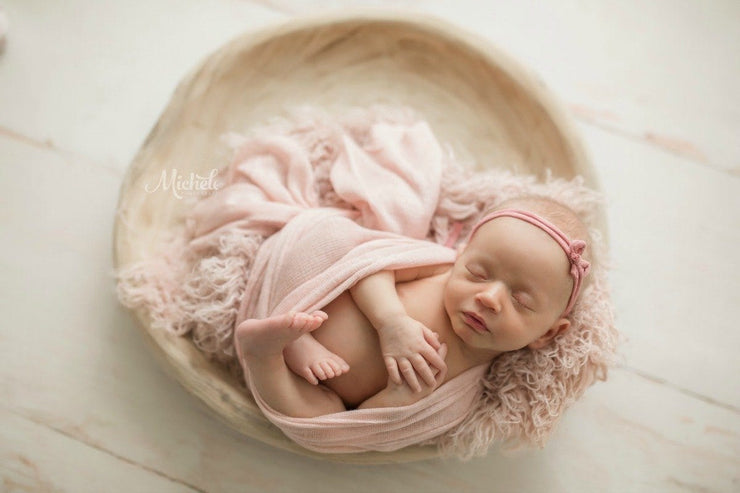 ivory white photo prop newborn wraps