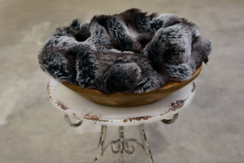 Oasis Vegan Faux Sheepskin Fur - 3 Size Options