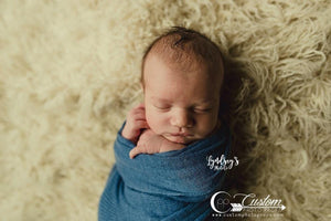 Luxury Newborn Baby Wrap Photo Prop