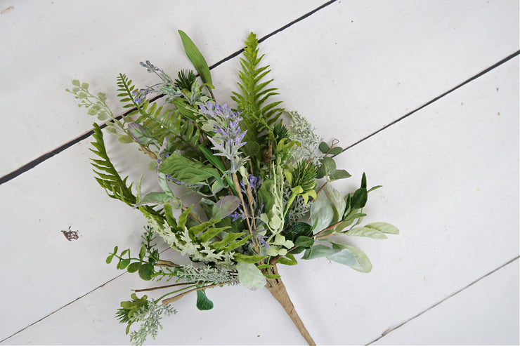 Mixed Fern Spray Accent | Fairy Den