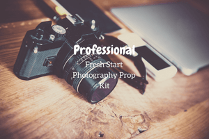 Photographer's Essential Photography Prop Studio Kit  | Professional
