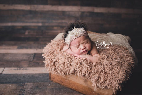 NEW Maple Tan Baby Whisper Faux Fur - 4 Size Options