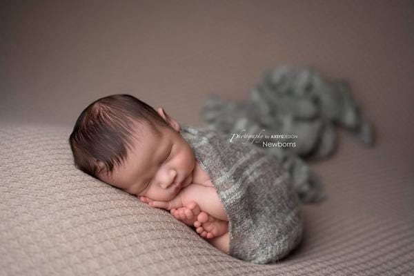 Newborn Baby Sweater Wraps Photo Props
