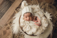 newborn photo kit photo props white
