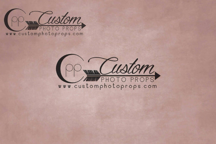dusty pink solid photo backdrop for infant girl photos or maternity in studio sessions