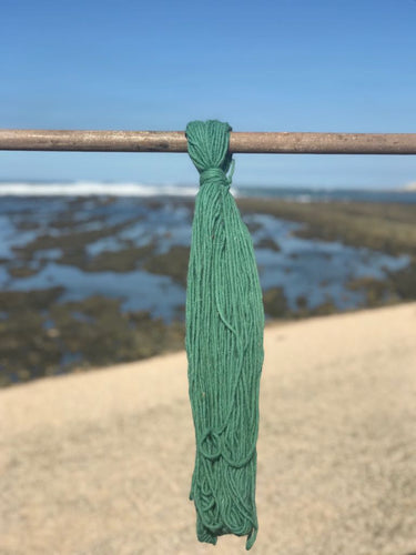 Standard Wool Bulky 2-ply in Green