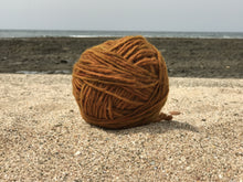 Hand Spun Middle Atlas Wool, Singles, Brown 39